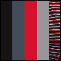 Red Stripe Assort