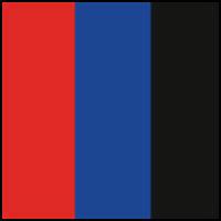 Red/Black/Blue