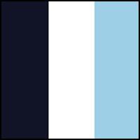 White/Lt. Blue/Navy