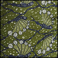 Hexy Fish: Green