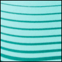 Ocean Stripe: Green