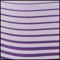 Ocean Stripe: Purple