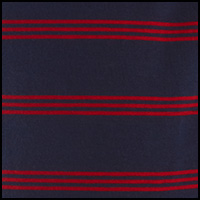 Pier Stripe: New Navy