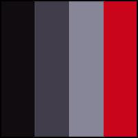 Alum/Inten/Ebony/Black