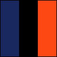 Orange/Blueprint/Black