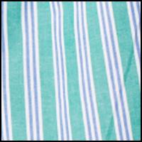 Abbey Green Stripe