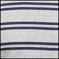 Andover/Navy Stripe