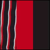 Black/Stripe/Red