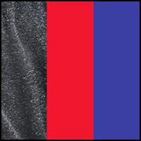 Black Marl/Red/Royal