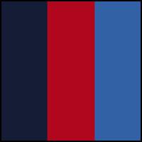Bermuda/Red/Navy