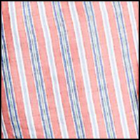 Baker Stripe/Blu Yacht