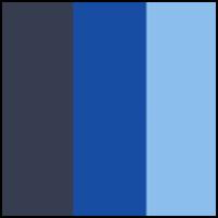 Cruise Navy/Royal/Blue