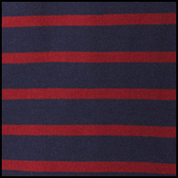 Cruise Navy/Red Stripe