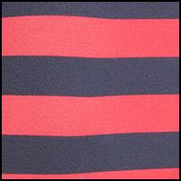 Cruise Navy/Red Stripe