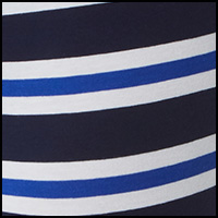Cruise Navy Stripe