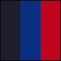 Cruise Royal/Red/Navy