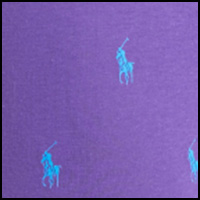 Exotic Purple/Blue