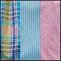 plaid/stripe/gingham