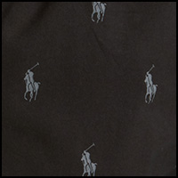 Polo Black/Grey