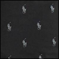Polo Black/Active Grey