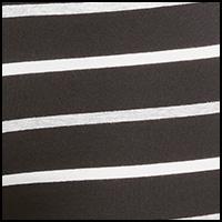 Polo Black/Stripe