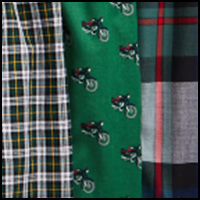 Plaid/Forest/George