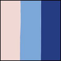 Pink Sand/Mist/Navy