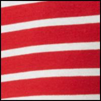 Red/Nevis Stripe