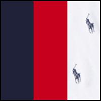 Red/Pony Print Asst