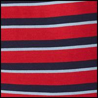 Red/Multi Stripe