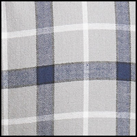 Regis Plaid/Navy