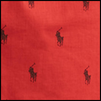 Red/Polo Black