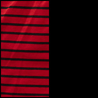 red stripe/polo black