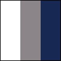 White/Grey/Atlantic