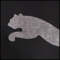 Puma Black/Glitter