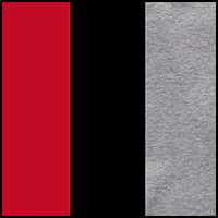 Black/Scarlet/Grey