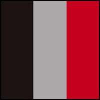 Crmison/White/Black