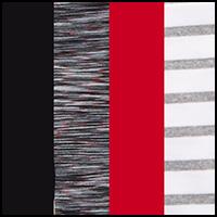 Dye/Crimson/Stripe/Blk