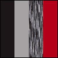 Dye/Grey/Crimson/Black
