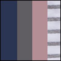 Denim/Stripe/Quiet/Vio