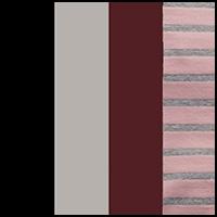 Fig/Shark/Stripe/Black