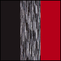 Spacedye/Crimson/Black