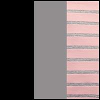 Sharkskin/Stripe/Black