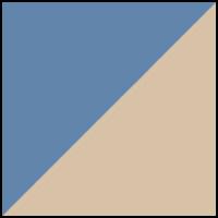 Blue/Nude
