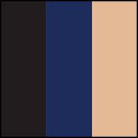 Nude/Black/Navy