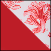 Betta/Geranium Red