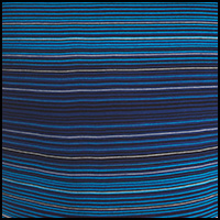 Blue Binding Stripe
