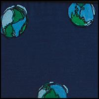 Blue Earth Day Globe