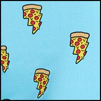 Blue Pizza Bolt