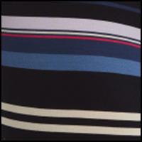 Black Tartan Stripe